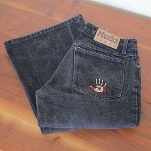 Vintage Mudd Flare Leg Jeans, 30
